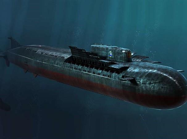 Tàu ngầm Oscar II được thiết kế để tiêu diệt tàu sân bay