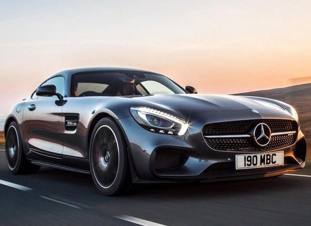 Mercedes-Benz tăng trưởng mạnh trong năm 2016