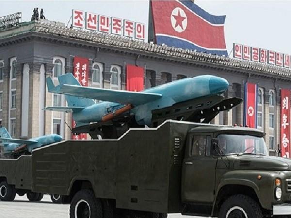 UAV mới của Triều Tiên có thể truyền hình ảnh và video theo thời gian thực (ảnh minh họa)