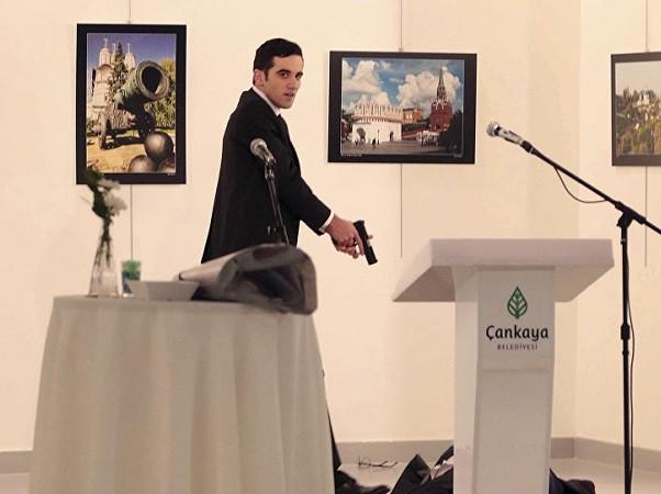 Vụ ám sát đại sứ Karlov được Nga gọi là hành động khủng bố