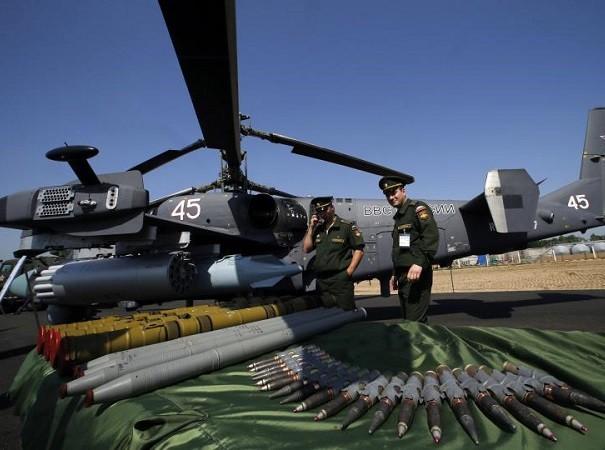 Nga đã thử nghiệm rất nhiều loại vũ khí ở Syria