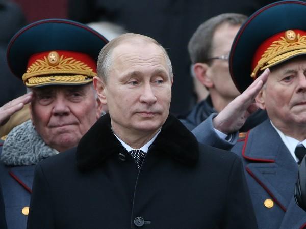 Ông Putin tuyên bố Nga đủ sức đánh bại mọi đối thủ