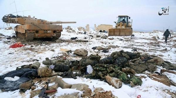 Lực lượng do Thổ Nhĩ Kỳ hậu thuẫn chịu thất bại thảm hại