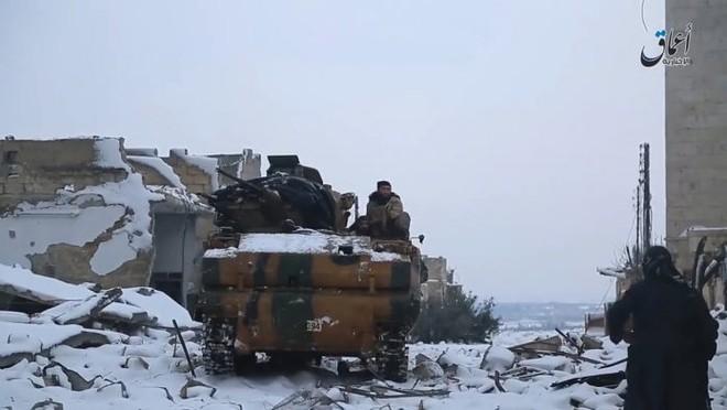 Xe chiến đấu bộ binh ACV-15