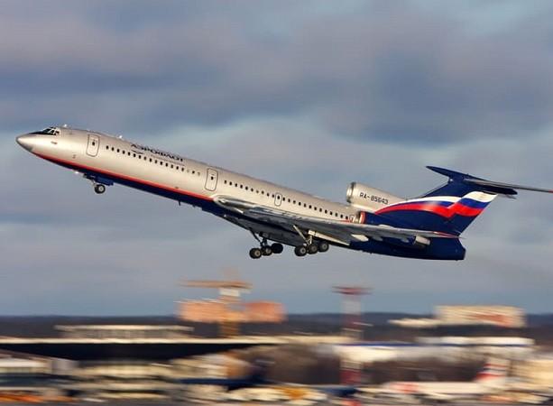 Chiếc Tu-154 mới nhất cũng đã hoạt động được 22 năm