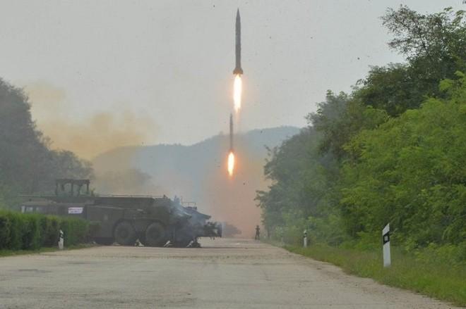 Triều Tiên đang có những tiến bộ vượt bậc về công nghệ tên lửa và hạt nhân