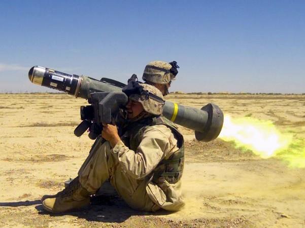 Mỹ luôn từ chối cung cấp tên lửa chống máy bay cho các lực lượng đồng minh tại Syria