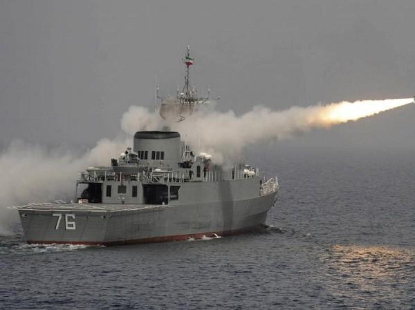 Hải quân Iran tuyên bố phát triển tàu sân bay ảnh 1