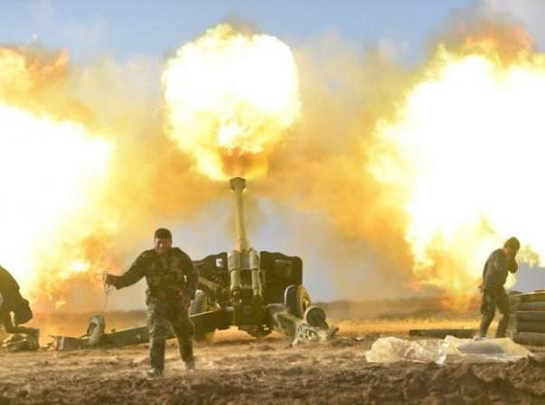 Quân đội Iraq tiếp tục các tấn công dồn dập vào Mosul, sau một tháng tiến triển chậm chạp