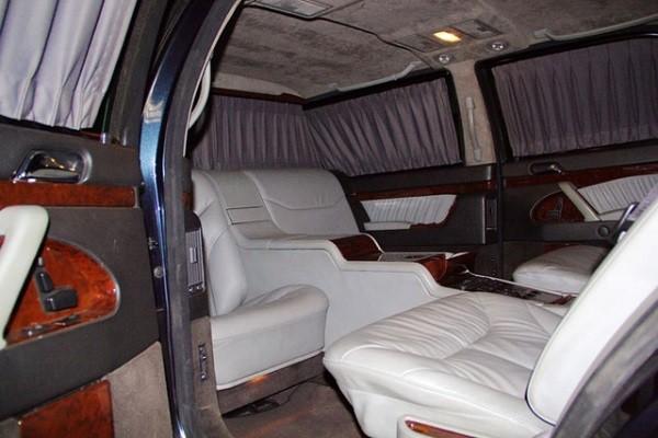 """""""Xế hộp"""" Mercedes S600 Pullman của ông Putin được rao bán với giá 1,3 triệu euro"""