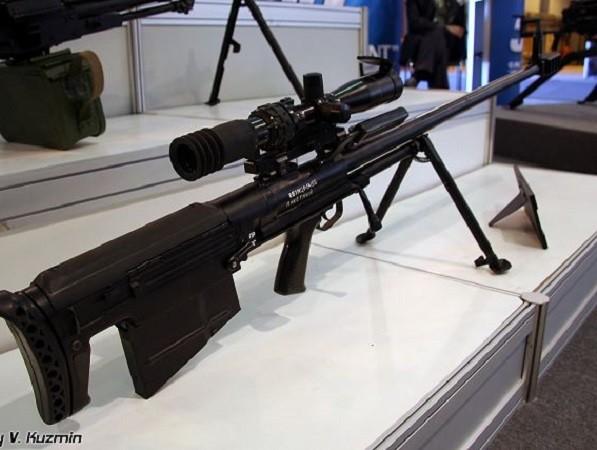 Kord-M có trọng lượng nhẹ hơn các loại súng cùng loại nhưng vẫn có mức sát thương cao