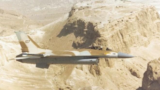 Thế hệ máy bay F-16A/B của Israel đã phục vụ được 36 năm trước khi nghỉ hưu