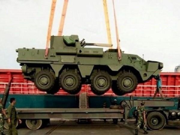 BTR-4M của Ukraine bị chê có vấn đề về kĩ thuật