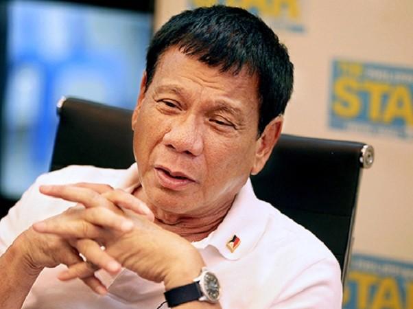 Tổng thống Duterte không muốn Philippines tập trận với Mỹ trên biển Đông