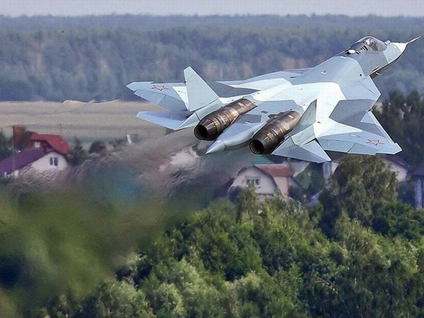 PAK FA sẽ là một trong những chiếc máy bay đầu tiên của Nga được trang bị hệ thống nhận diện địch - ta mới
