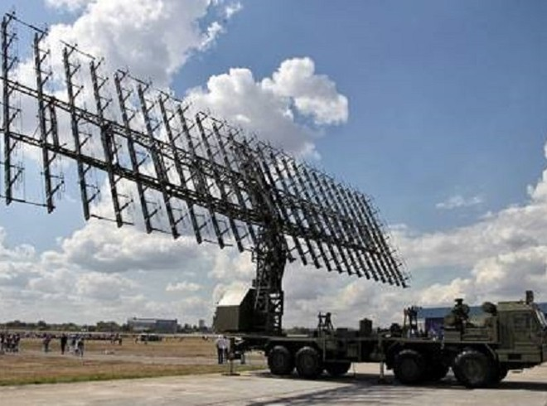 Radar Nebo-M có thể vận hành tự động và độc lập