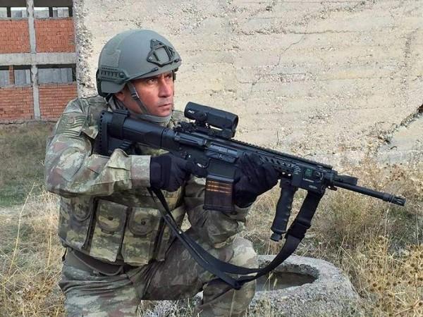 Quân đội Thổ Nhĩ Kỳ có kế hoạch mua tới 500.000 khẩu súng trường MPT-76