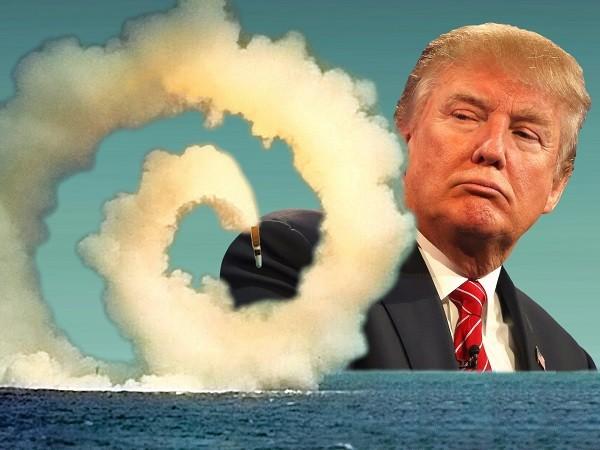 Nhiều người lo ông Trump sẽ sử dụng vũ khí hạt nhân tấn công vào nước khác
