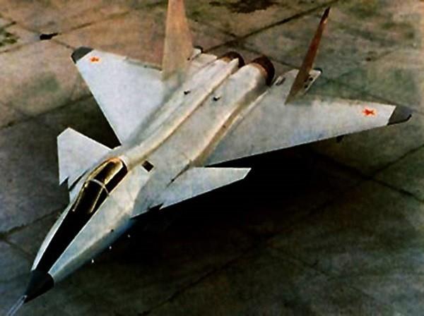 Mẫu máy bay mới sẽ được dựa theo tiêm kích MiG 1.44