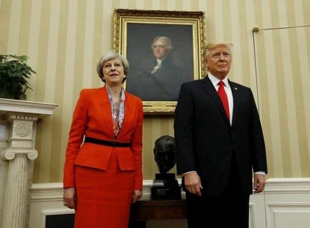 Ông Trump vẫn sẽ giữ mối quan hệ đặc biệt với Anh