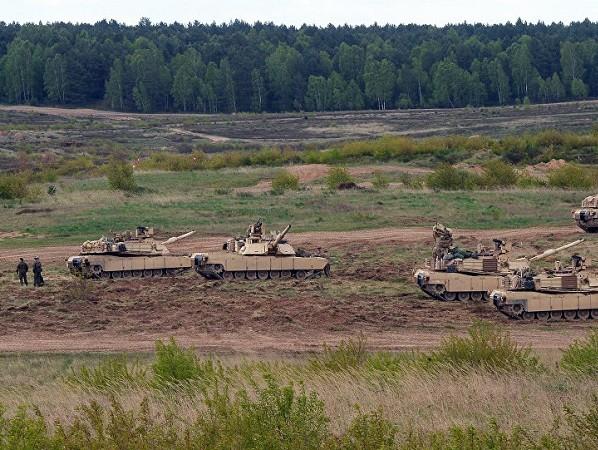 3.500 lính Mỹ đang xuất hiện tại Ba Lan