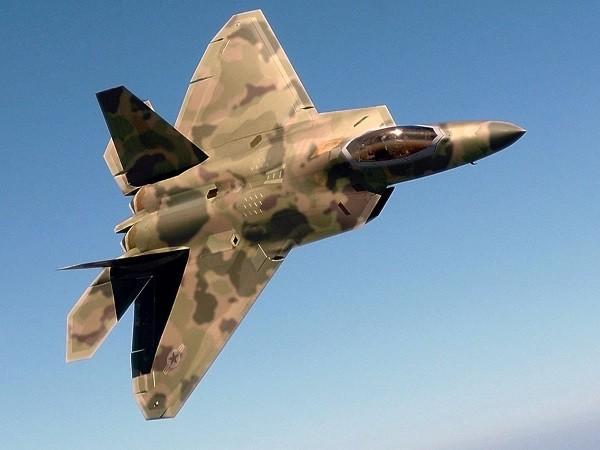"""F-22, biệt danh """"chim ăn thịt"""", đang tiêm kích thế hệ 5 duy nhất đang phục vụ trên thế giới"""