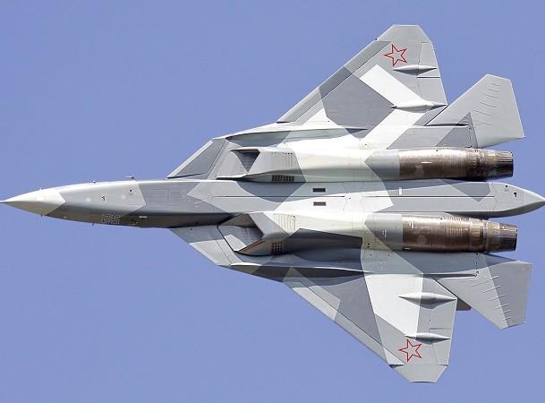 Tiêm kích T-50 của Nga vẫn đang trong giai đoạn hoàn thiện