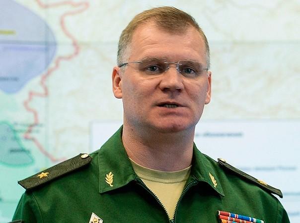 Đại diện Bộ Quốc phòng Nga, Thiếu tướng Igor Konashenkov