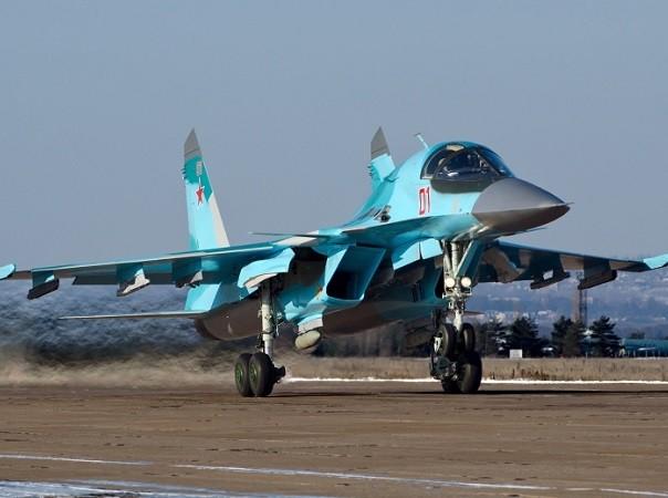 Máy bay Nga vô tình không kích nhầm làm 3 lính Thổ Nhĩ Kỳ thiệt mạng