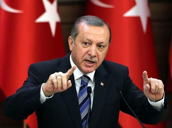 Tổng thống Erdogan muốn kiểm soát được khu vực rộng 5000 km2 gần biên giới Thổ Nhĩ Kỳ