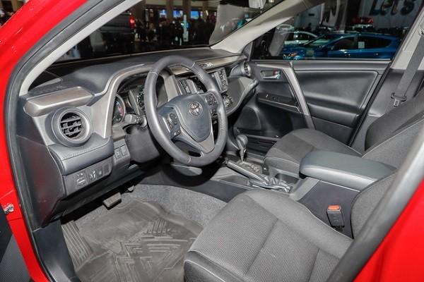 Phiên bản hầm hố nhất của Toyota RAV4 lộ diện