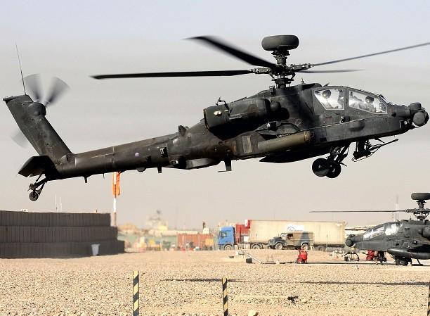 Trực thăng Apache của lục quân Mỹ