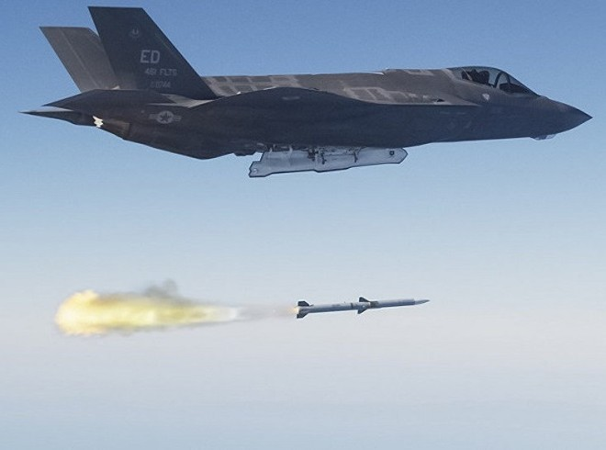 F-35 sẽ được trang bị một loại bom mới để tấn công những mục tiêu đang di chuyển