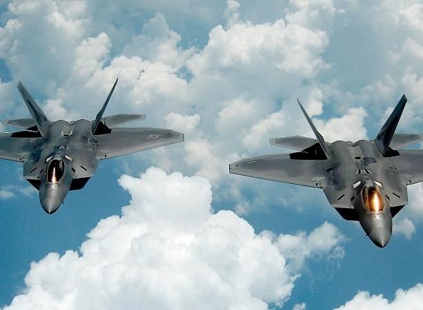 F-22 sẽ tham gia cuộc tập trận vào tháng 3-2017 ở Hàn Quốc