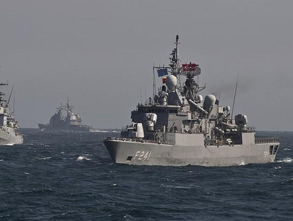 Biển Đen đang trở thành điểm nóng đối đầu giữa Nga và Mỹ