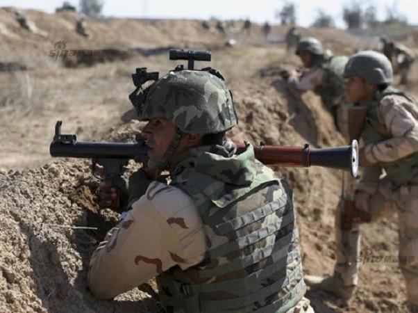 Quân đội Iraq chuẩn bị chiến dịch tấn công khu vực phía tây Mosul