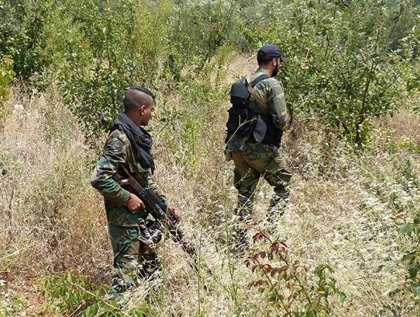 Latakia đang là một trong những chiến trường nguy hiểm nhất ở Syria