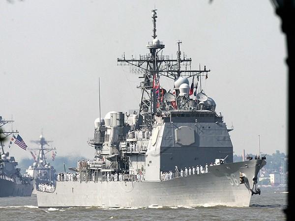 Hải quân Mỹ liên tục hiện diện tại khu vực biển Baltic