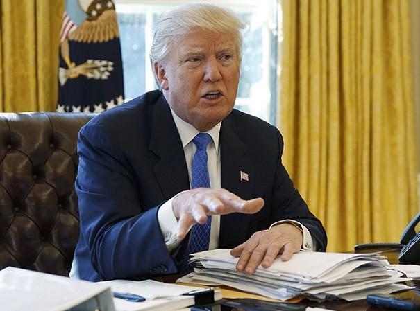 Tổng thống Trump muốn Mỹ luôn đứng đầu trong lĩnh vực hạt nhân