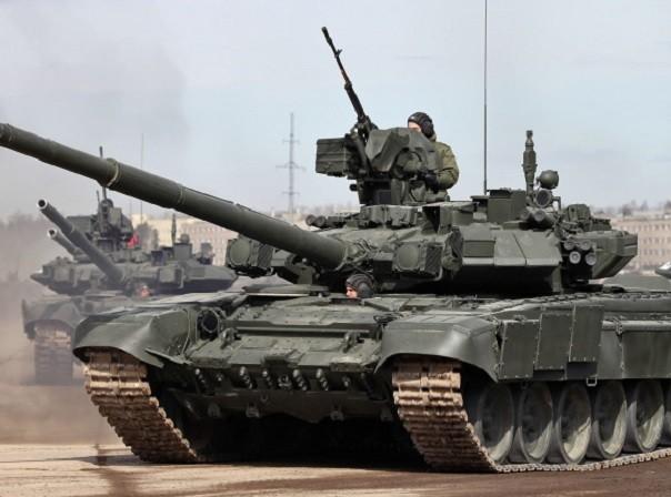 T-90MS là phiên bản Nga phát triển cho định hướng xuất khẩu