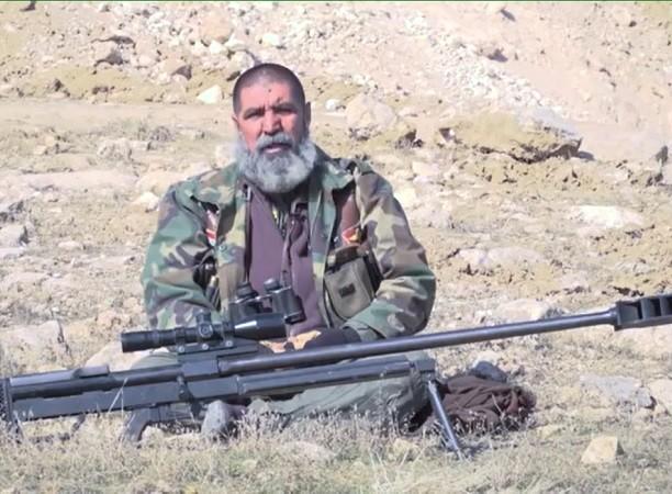 ông Tahseen đã tiêu diệt được 321 tên khủng bố IS kể từ năm 2015 đến nay