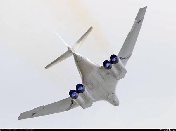 Tu-160M2 sẽ xuất hiện vào năm 2020