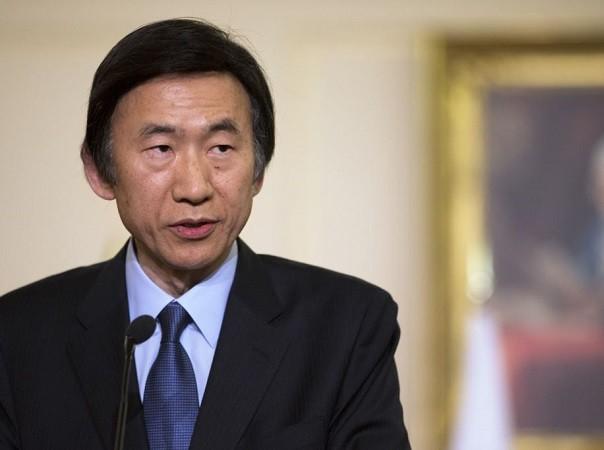 Ngoại trưởng Hàn Quốc Yun Byung-se