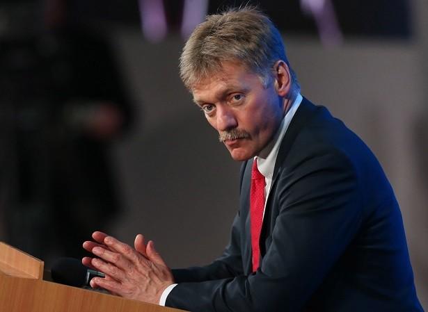 Thư kí báo chí của Điện Kremlin, ông Dmitry Peskov,