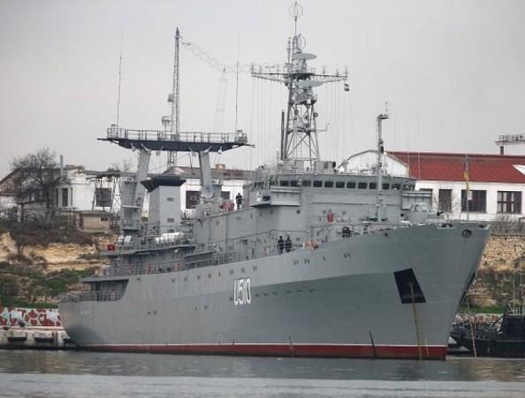 Ukraine sẽ sử dụng tàu cũ của NATO để cải thiện sức mạnh hải quân
