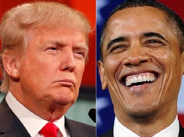 Ông Trump cho rằng, người tiền nhiệm Barack Obama đã nghe trộm điện thoại