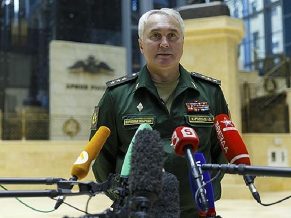 Chỉ huy lực lượng quân đội Nga tại Syria, Thượng tướng Andrei Kartapolov