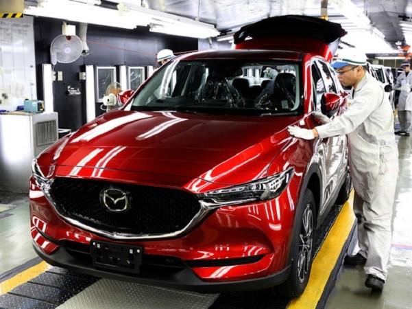 Mazda CX-5 2017 đang cháy hàng tại Nhật Bản