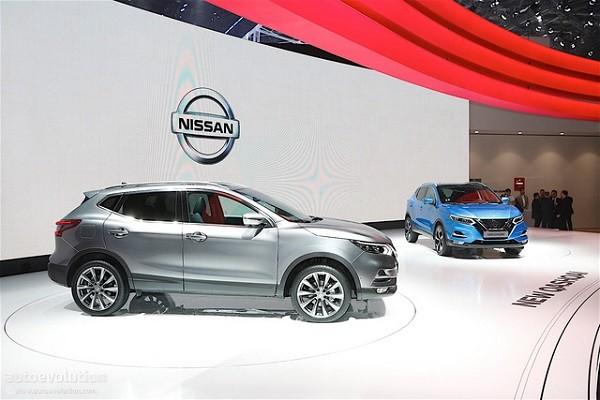 Nissan Qashqai 2017: Cải tiến thiết kế, bổ sung công nghệ