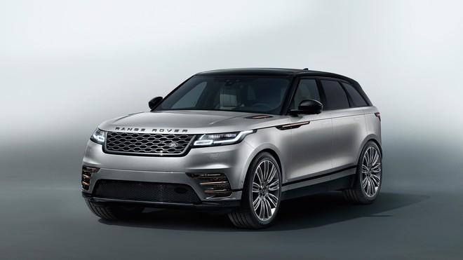 Range Rover là mẫu SUV cỡ nhỏ mới nhất của Range Rover
